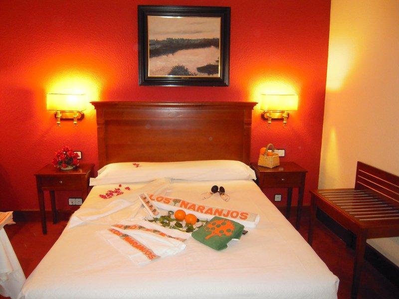Hotel Sercotel Los Naranjos