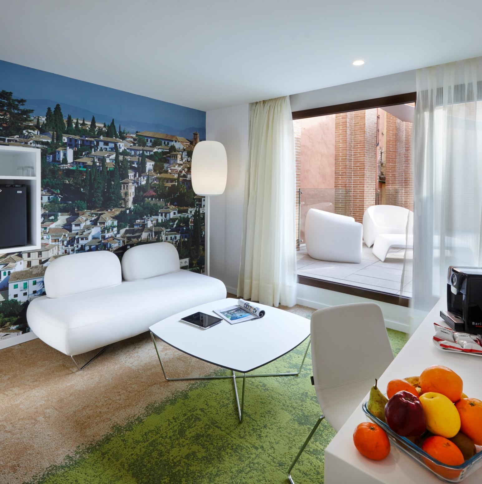 Hotel Granada five senses, Rooms & Suites