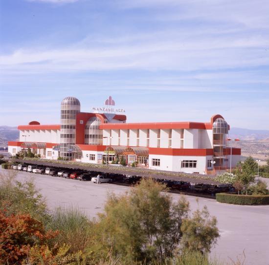 Hotel Manzanil Área