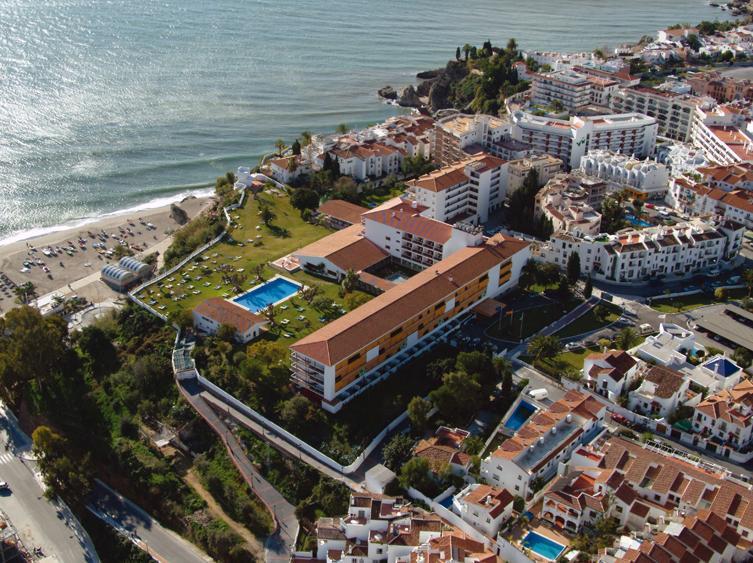 Hotel Parador de Nerja
