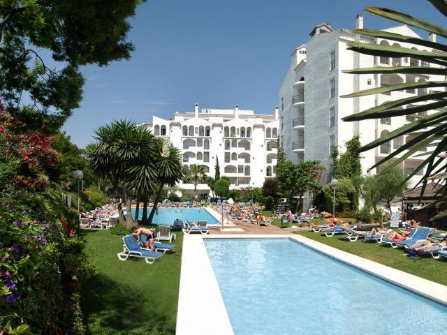 Hotel Apartamento PYR Marbella