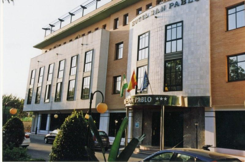 Hotel Apartamento San Pablo Sevilla