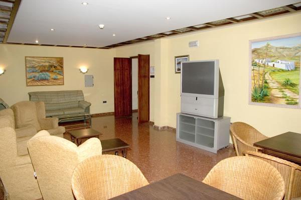 Hotel Sevilla Almería