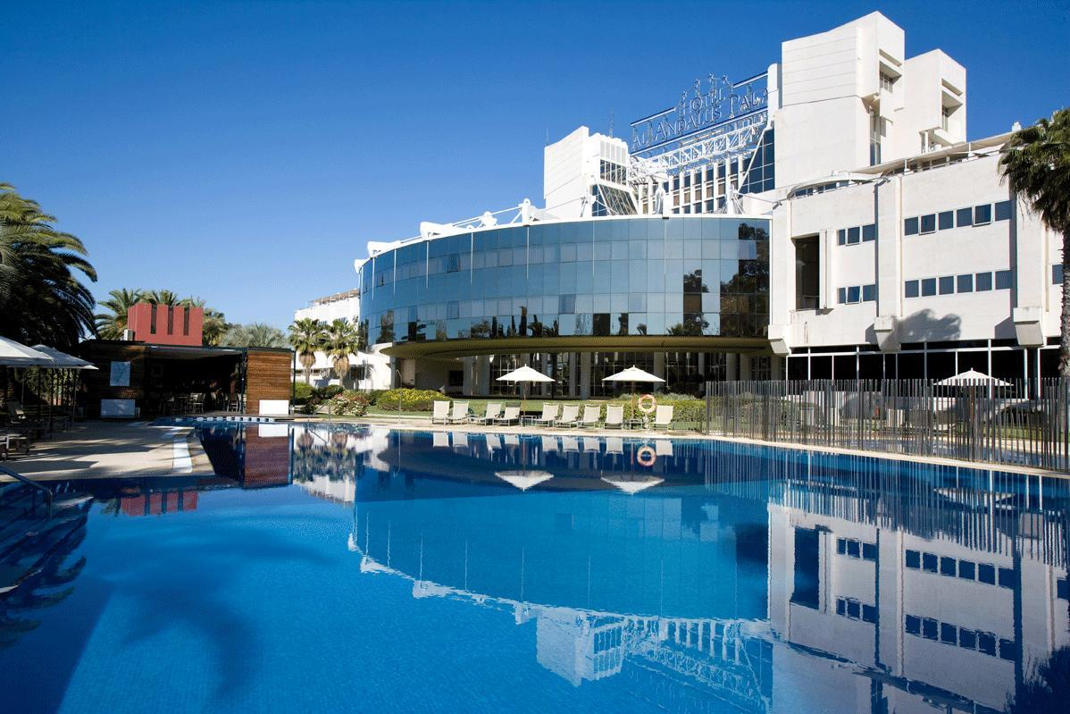 Hotel Silken Al-Andalus Sevilla