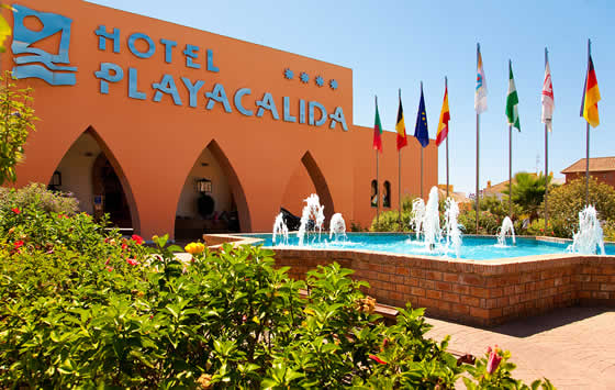 Hotel Spa Playacálida