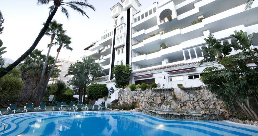 Aparthotel Monarque Sultán