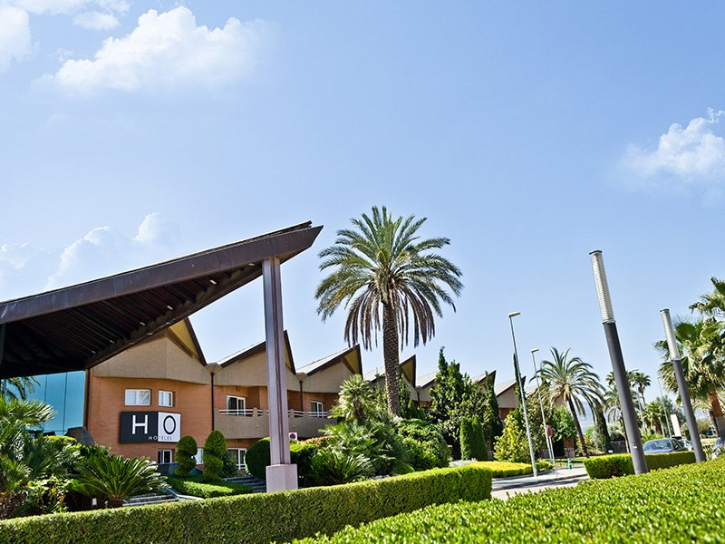 Hotel HO Ciudad de Jaén