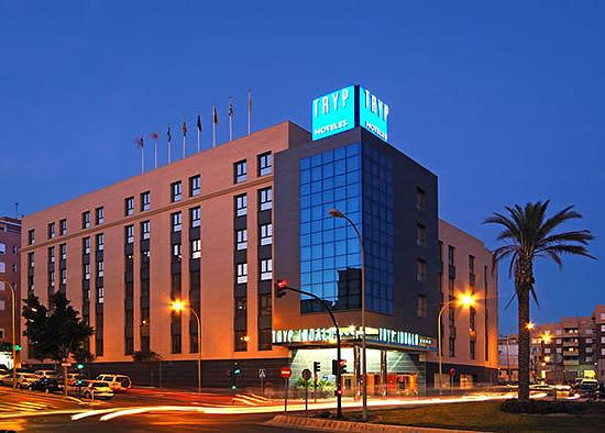 Hotel Tryp Indalo
