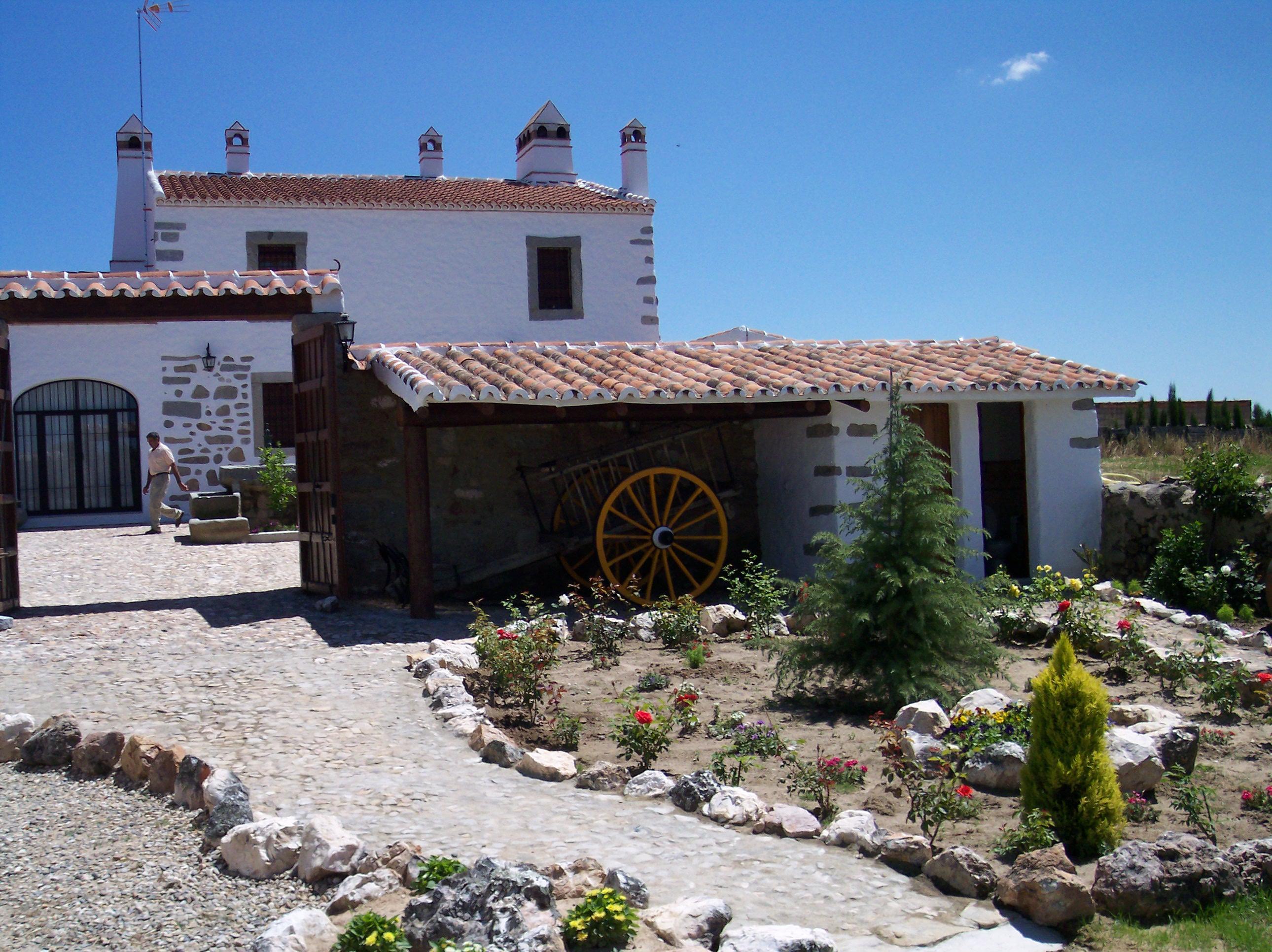 Casa Rural Ventorro de Sales