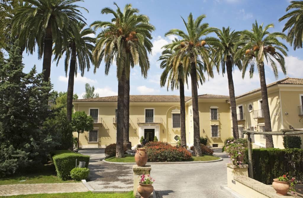 Escapada Romántica Hotel Villa Jerez