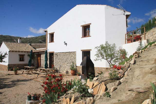 Casa Rural Cortijo El Plantío