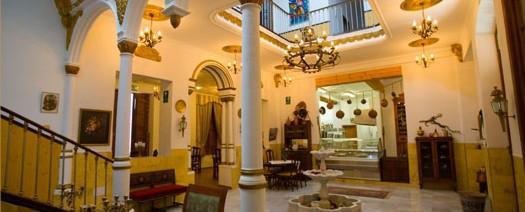 Hotel Casa Palaciega de Berja