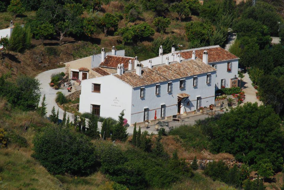 Casa Rural Arcos del Capellán