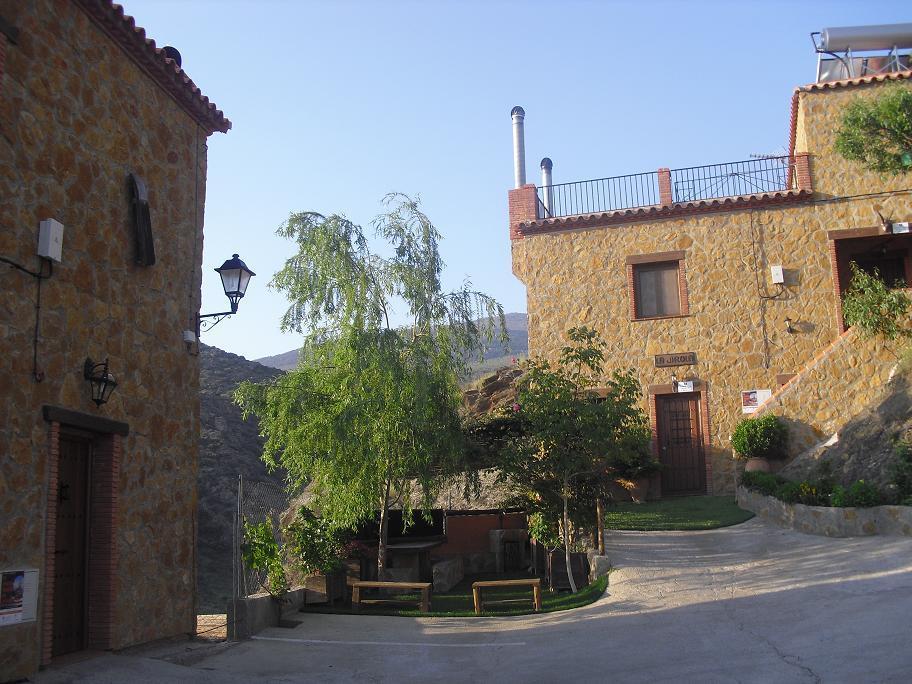 Casa Rural La Jirola I Balcón