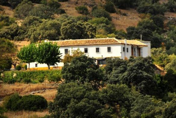 Casa Rural Cortijo El Barranco