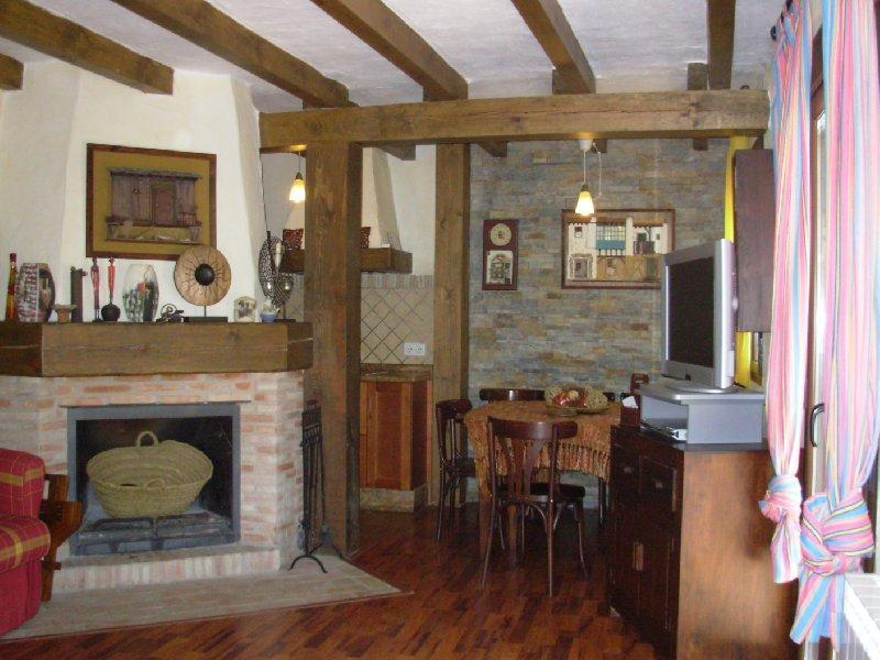 Casa Rural Aljibe - La Tiná