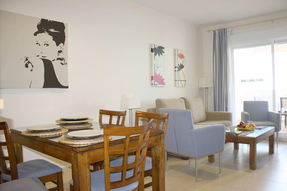 Apartamentos Costaluz Punta Umbía