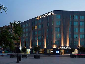 Hotel Suite Novotel Málaga Centro