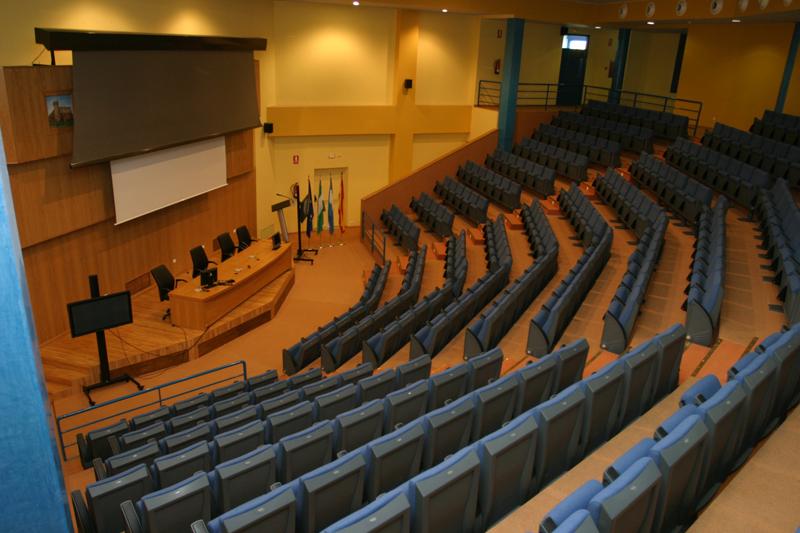 Centro de Exposiciones y Congresos de Alcalá de Guadaíra