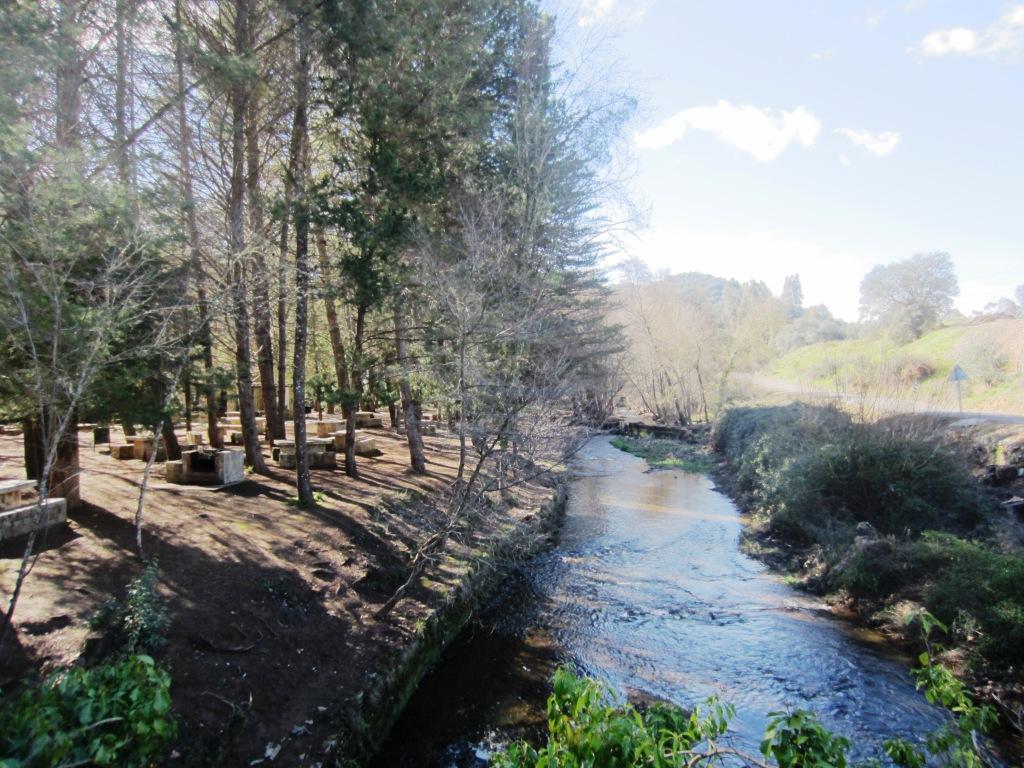 Cascada del Huesna