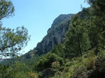 Falla de la Sierra del Camorro