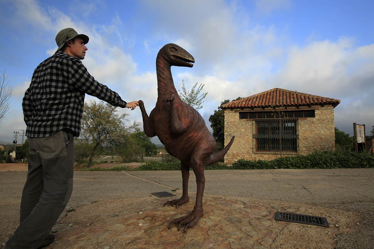 Huellas de Dinosaurio de Santisteban del Puerto