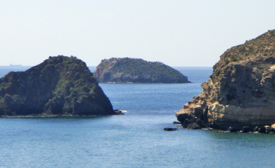 Isla de Terreros e Isla Negra