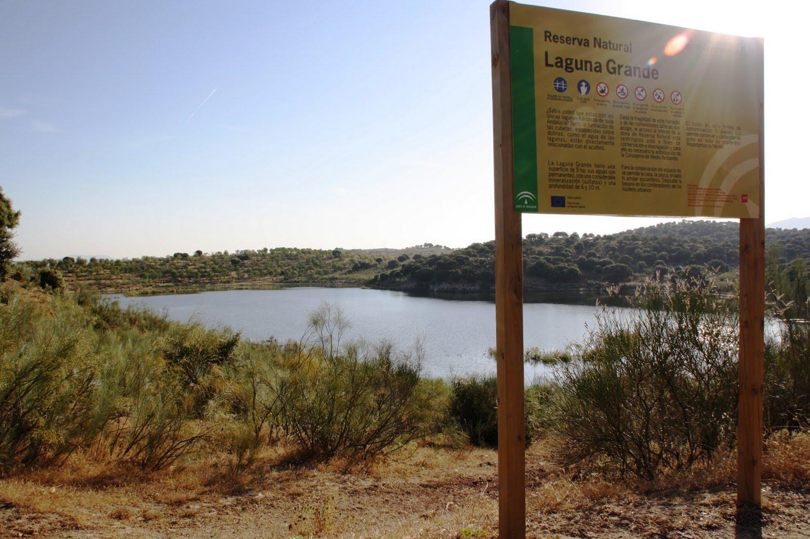 Lagunas de Archidona