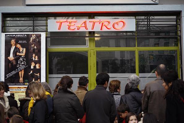 Teatro Duque - Sala La Imperdible