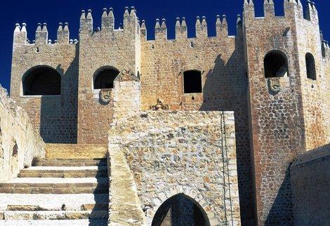 Castles or Palaces: Granada y Almería