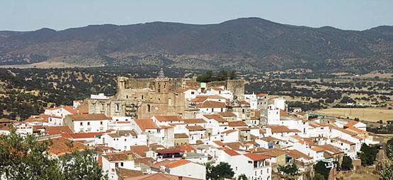Ruta de la Sierra de Huelva