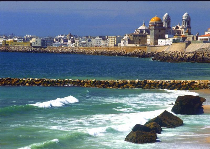 Los puertos del Atlántico. Cádiz