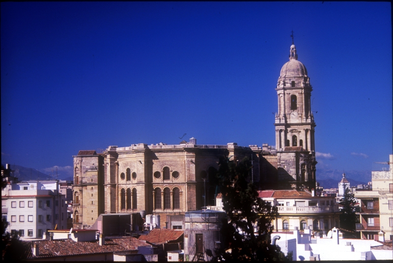 La Ville aulique et louvre de Siloé. Granada et Málaga.