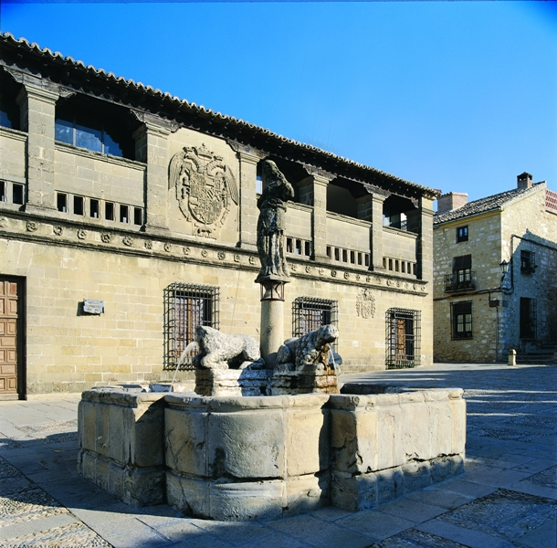 THE POWERFUL HIDALGOS AND COUNCILS OF JAEN. JAEN.