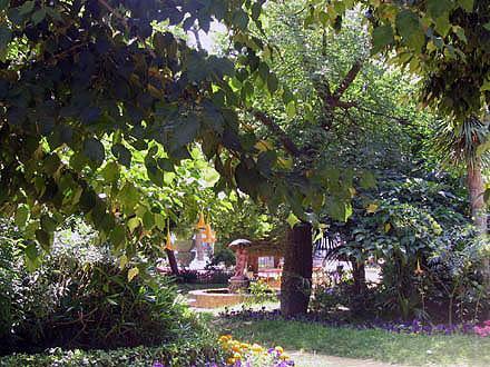 Cadiz Garten