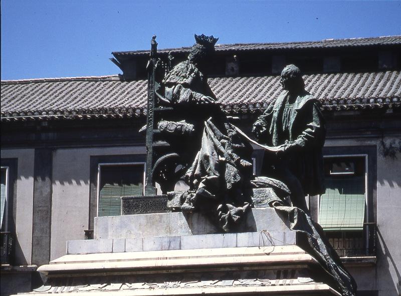 Los Preliminares del Descubrimiento. Reino de Granada