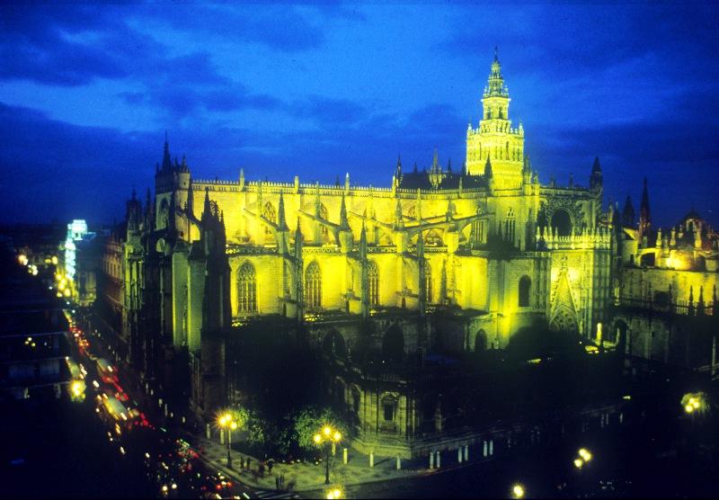 El reino de Sevilla 1