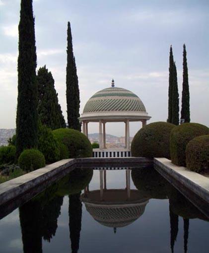 Gardens of Málaga