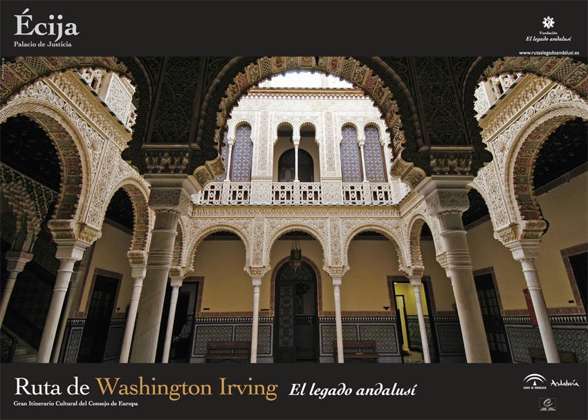 Ruta de Washington Irving