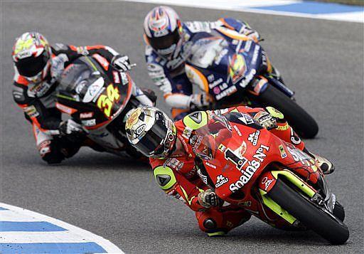 Gran Premio de España Moto GP