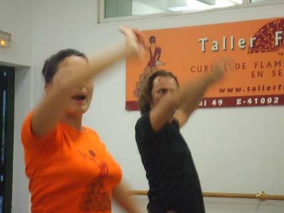 Taller Flamenco