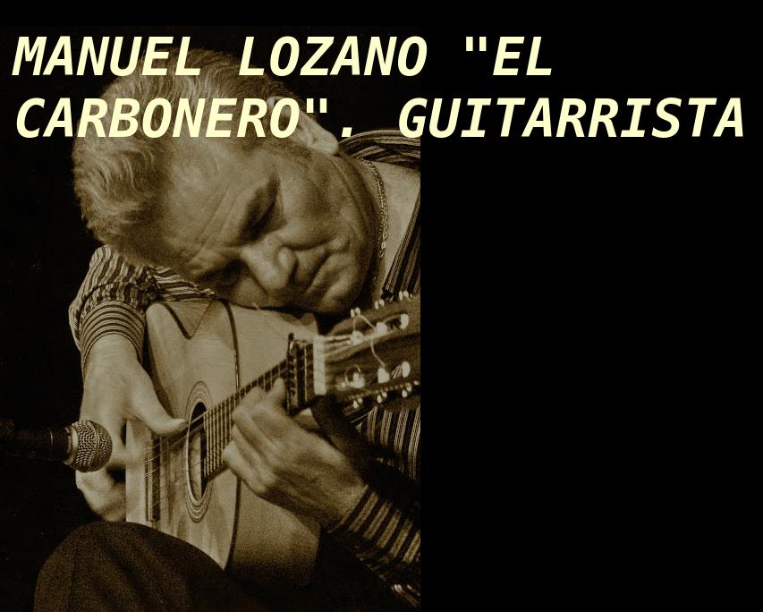 Academia de Guitarra Flamenca El Carbonero