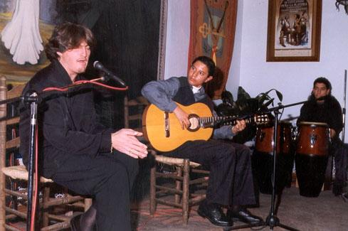 Peña Flamenca La Platería