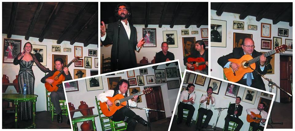 Peña Flamenca Agustín Fernández