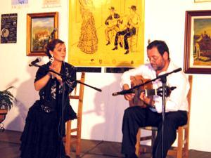 Peña Flamenca de Ronda