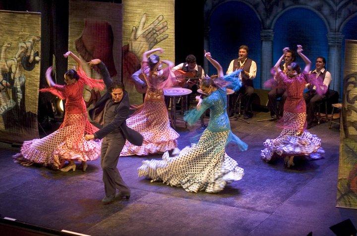 Centro de Actividades Flamencas Danza Lucía