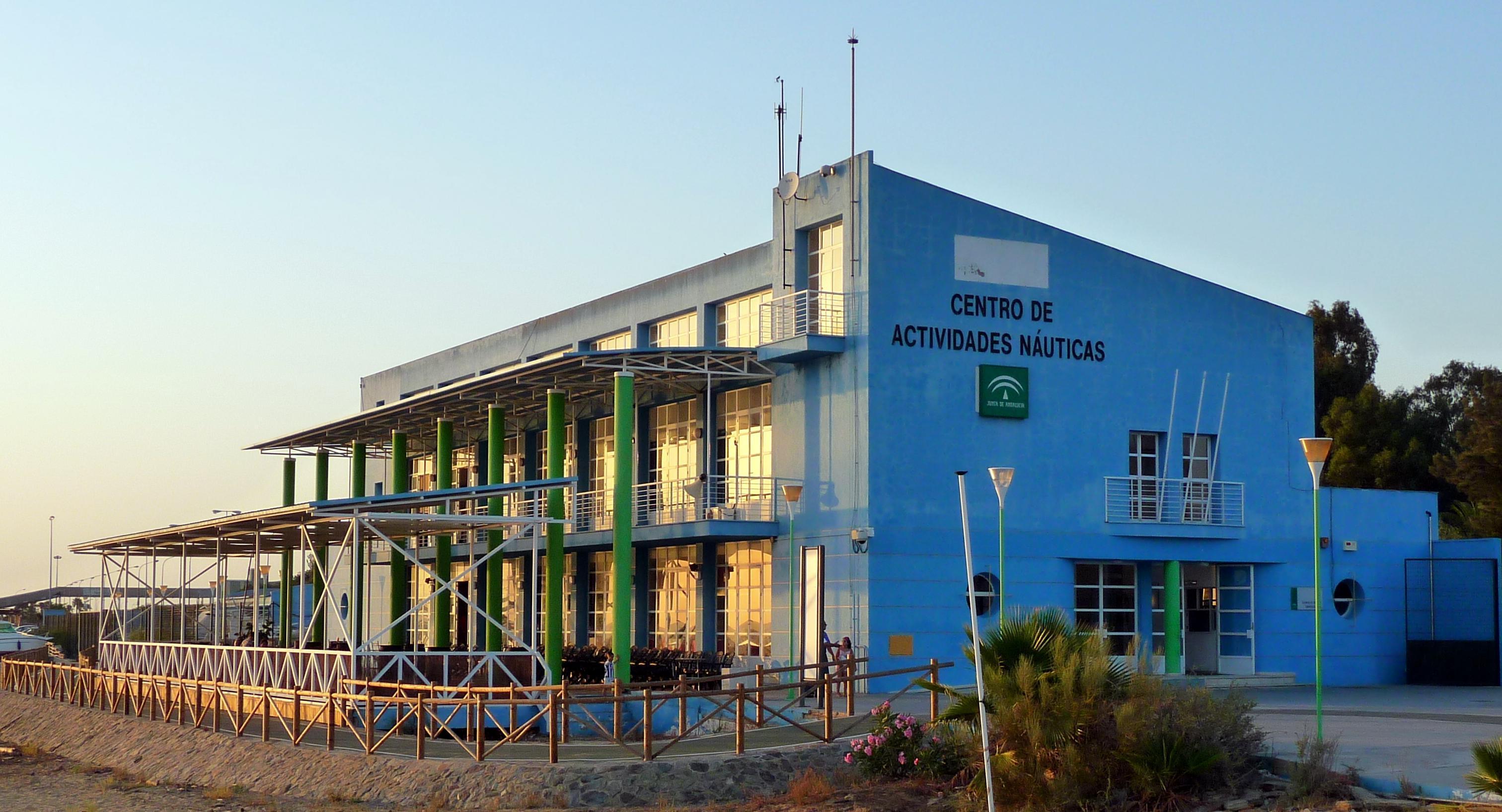 Centro de Actividades Náuticas de Huelva