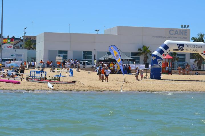 Hamelin: Club de Actividades Náuticas Eslora - Actividad  (Sanlúcar de Barrameda)