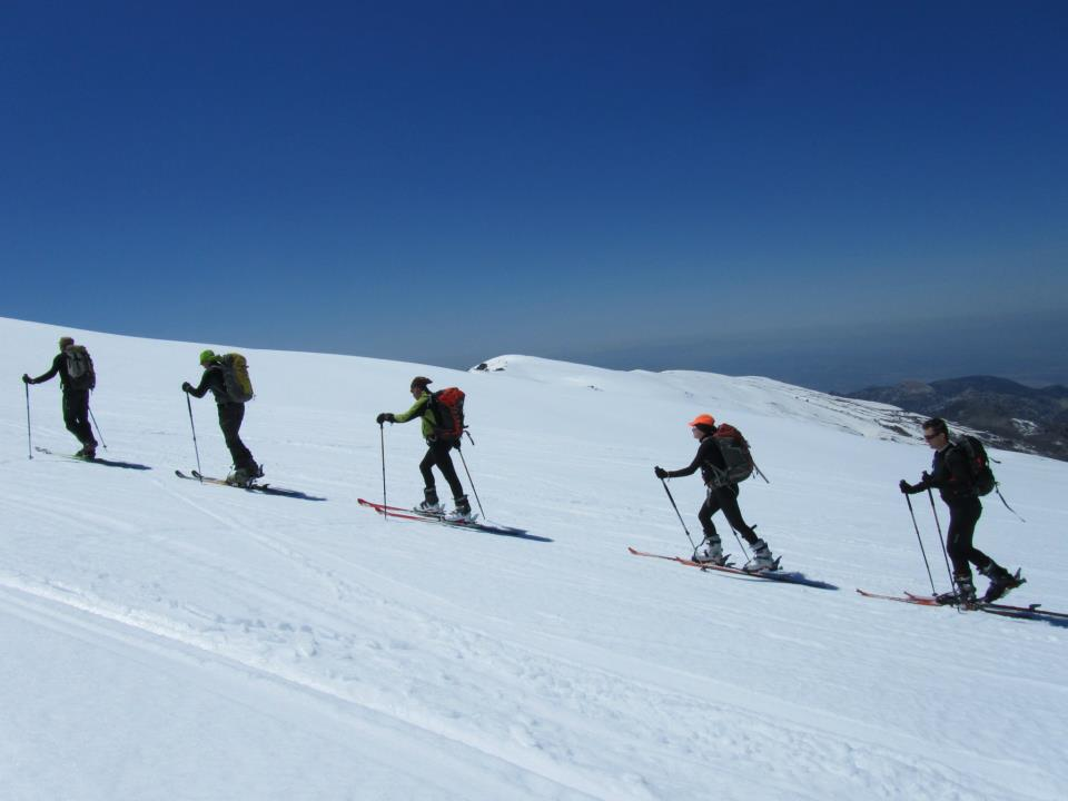 Telemark Sierra Nevada
