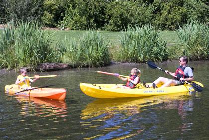 Hamelin: Kayak Sur - Actividad  (La Zubia)